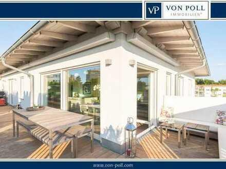 Penthouse mit luxuriöser Ausstattung