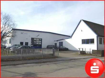 Vielseitige Gewerbeimmobilie in Pommelsbrunn/ OT Hohenstadt
