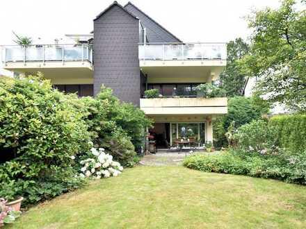 Charmante Eigentumswohnung mit Gartennutzung in ruhiger Lage von Aplerbeck!