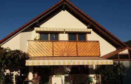 Erstbezug nach Sanierung: ansprechende 4-Zimmer-Wohnung mit Balkon in Gaggenau-Sulzbach