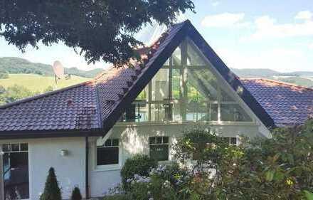Außergewöhnliche Villa in idyllischer Lage vor den Toren Weinheims