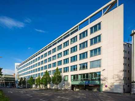 Zentral gelegene, großzügige und helle Bürofläche 558 m²