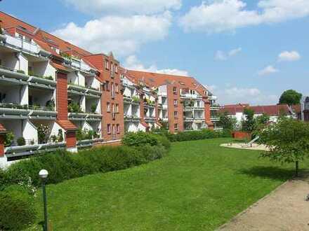 3-Zimmer-Maisonettewohnung mit Blick ins Grüne