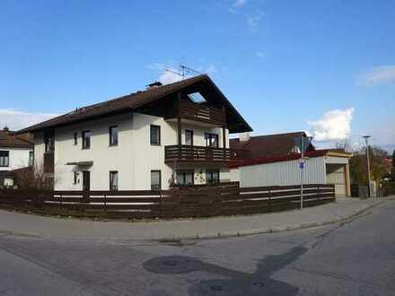Homeoffice-Maisonette, 6 Zimmer, Loggia und Eckbalkon