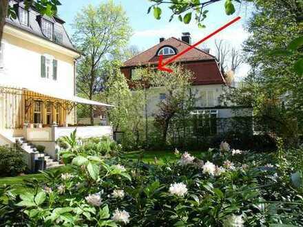 Extravagante Penthouse-Wohnung im besten Neuhausen-Nymphenburg