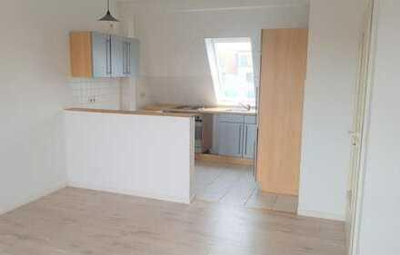 Wohnung über den Dächern von Leipzig mit Einbauküche und Tageslistbad! Jetzt einziehen!