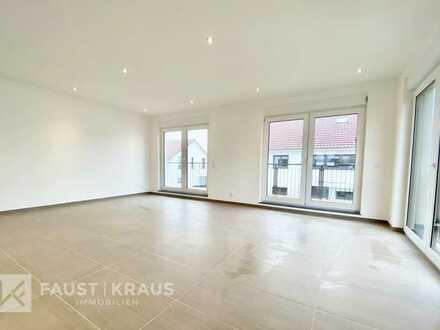 Neubau vermietet - helle 3-Zimmerwohnung mit großem Südbalkon für Kapitalanleger