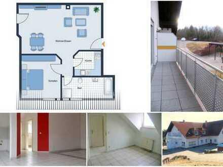 PROVISIONSFREI - KAPITALANLAGE - Ruhig gelegene, helle 2- ZKB-Wohnung mit Balkon und Stellplatz