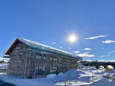 Traditionelles Wohnen - Erstbezug im Neubau eines Allgäuer Bauernhofes in sonniger Lage