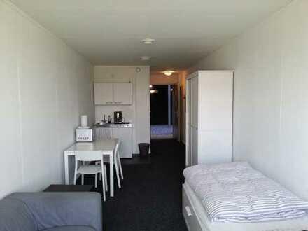 Alles inklusive 1-Zimmer-Wohnung in Studentenwohnheim