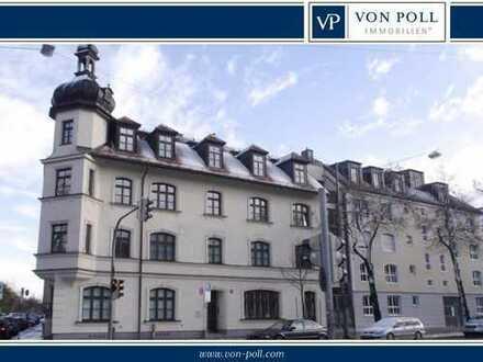 KERNSANIERT & EXKLUSIV – Altbauwohnung mit Aufzug im schönen Schwabing