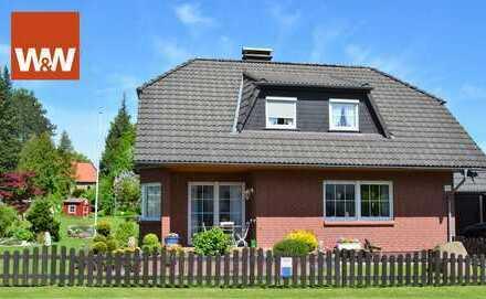 Großzügiges Landhaus mit 5 Zimmern auf großem gepflegten Grundstück in Bad Grund