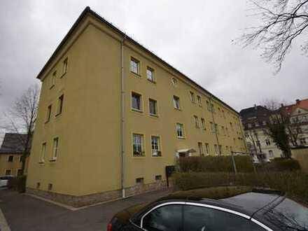 4-Raum-Eigentumswohnung mit Garage