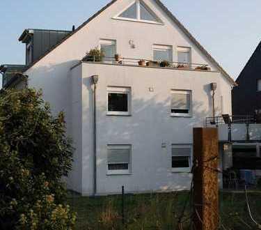 Moderne Maisonettewohnung im DG mit großer Dachterrasse