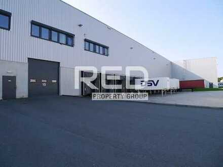 Logistik-/Umschlagshalle - Höhe 10m - 36 Rampen