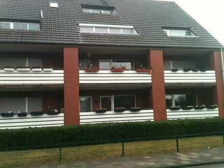 Schöne DG Wohnung in guter Lage mit grosser Loggia