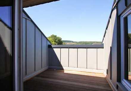 Wohnen im Dachgeschoss - Erstbezug!!!!