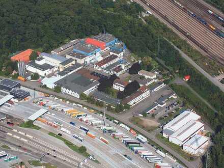 Gewerbegrundstücke Industriegebiet Produktionsflächen