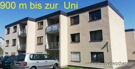 Studentenappartement Nr 118 Nähe Universität des Saarlandes ca 900m