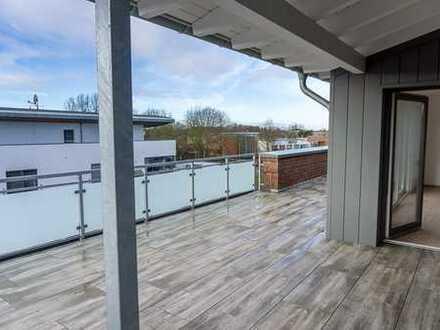 Staffelgeschoss-Neubauwohnung - 3 Zimmer in Bocholt