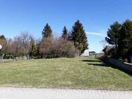 Bauland für EFH mit extra Gartengrundstück in schöner Lage!