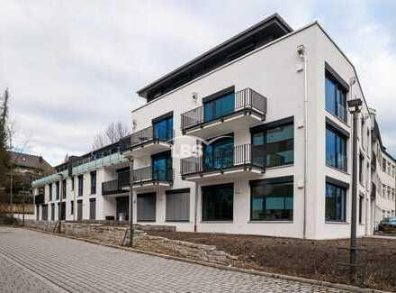 Neubau - nahe zur Altsatdt- 3 Zimmer OG Wohnung mit Blick ins Grüne !