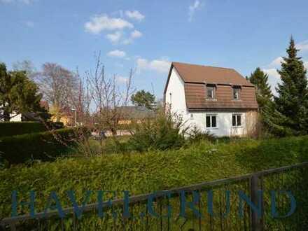 Charmantes Einfamilienhaus - zum Sanieren / nahe Bahnhof Brieselang und Badesee