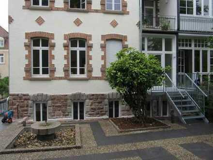 Neuenheim Jugendstilvilla, 1,5 Zimmer Appartement mit Einbauküche