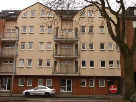 Appartement zentral gelegen zwischen Innenstadt und Innenhafen