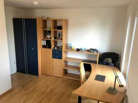 Zimmer in schöner und hochwertiger Neubau-Wohnung zwischen Stadt und Universität (unmöbliert)