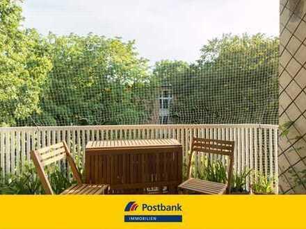 Gut geschnittene, sehr helle 3 Zimmer-Dachgeschosswohnung mit Balkon in der Parkstadt Bogenhausen