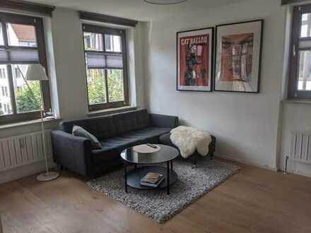 Wunderschöne möblierte 2-Zimmerwohnung in der Maxvorstadt