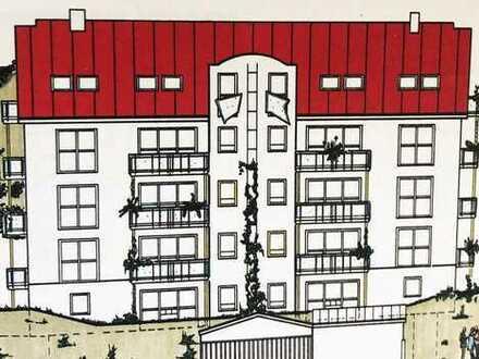Gepflegte 1,5-Zimmer-DG-Wohnung mit Einbauküche in Ebingen
