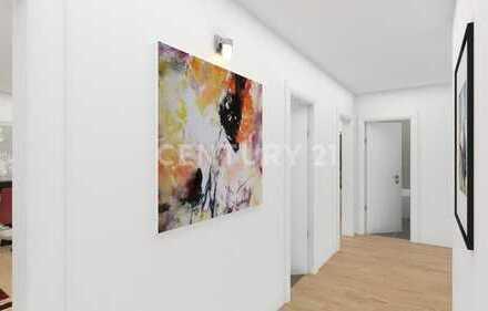KfW ENERGIE PLUS - Traum 4 Zimmer Erdgeschosswohnung mit großem Garten