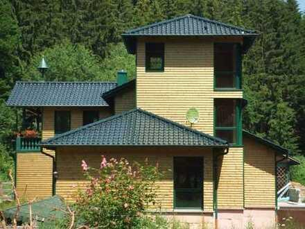 Alleinlage! Großzügiges Landhaus mit 8000 Quadratmeter Grund am Waldrand