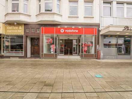 Rentables Ladenlokal in bester Lage von Wilhelmshaven