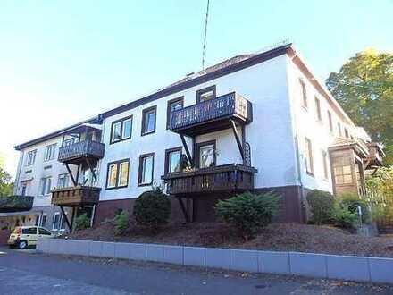 Vermietete, großzügige 3,5 Zimmerwohnung im historischen Gebäude im Herzen von Selters