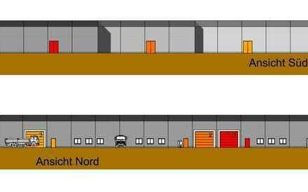 ***Neubau Lagerhalle in Planung - Zentrale Lage von Darmstadt***