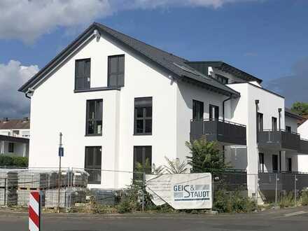 Erstbezug mit Balkon: stilvolle 3,5-Zimmer-Wohnung in Aschaffenburg