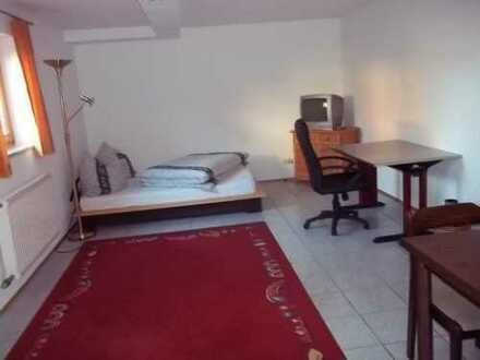 Möblierte 1 Zimmer Wohnung für Wochenendpendler 35m²