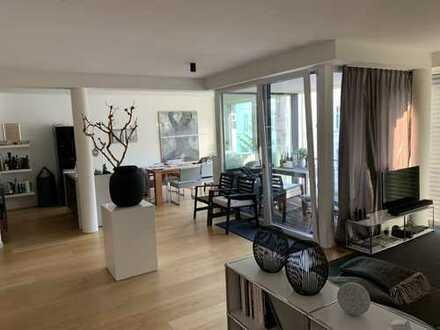 Mittendrin: 3-Zimmer, sehr hochwertig, Balkon, Gäste-WC, Top-Ausstattung