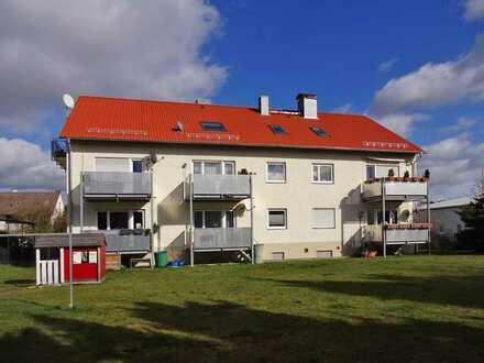 Gepflegtes, voll vermietetes  9-Familienhaus mit 8 Garagen in Dieburg bei Darmstadt
