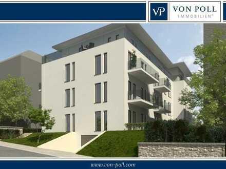 Helle und attraktive Drei-Zimmer-Wohnung mit zwei Balkonen In Neubauprojekt