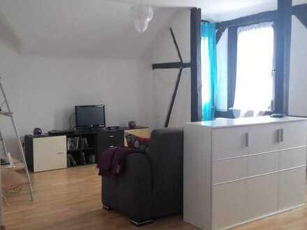 Schöne 3-Zimmer-Wohnung in Fachwerkoptik