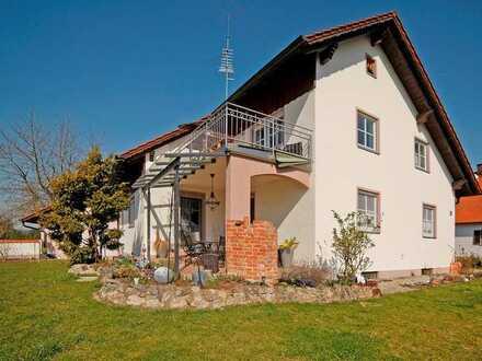 Für Sie und Ihre große Familie: großzügiges 1-2 Fam. Haus mit herrlichem Garten in Edenried!