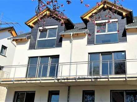 Wohnen am Waldrand: Schicke Doppelhaushälften in Baiertal
