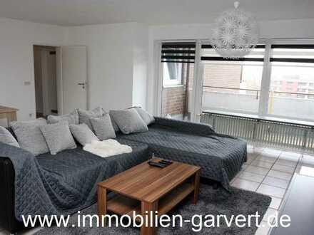 Kapitalanlage oder selbst einziehen! Große Eigentumswohnung mit 2 Balkonen am Stadtrand von Bocholt