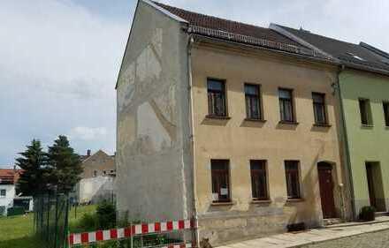 Renovierungsbedürftiges Reihenhaus in zentrumsnaher Lage