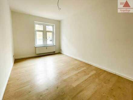Geräumige 4-Raum-Wohnung zentrumsnah in Aue
