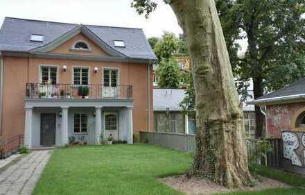 Geräumige 3-Zimmer-Wohnung im historischen Solbad Wittekind